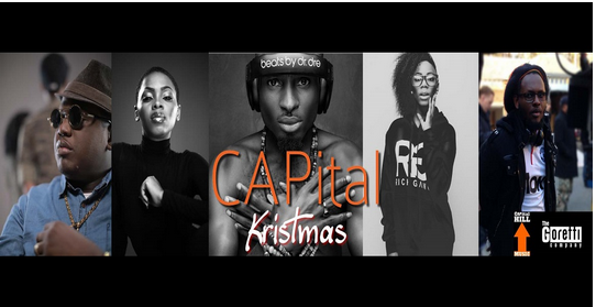 Tha Suspect - Capital Krismas (iLLBliss x Chidinma x Tesh Carter x Clearance Peters) image