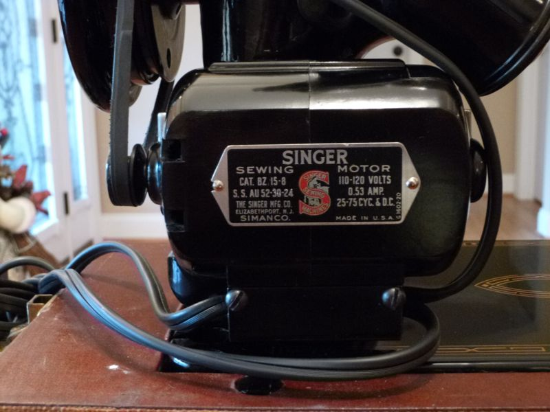 Singer 99-31 Sewing Machine