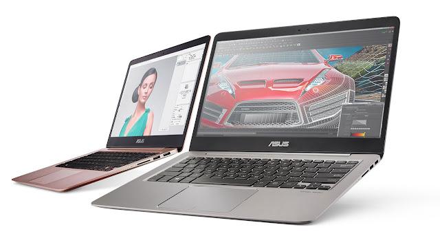 Creator & ZenBook UX410UQ, Ramping dan Elegan