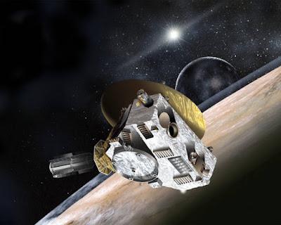 La sonda New Horizons diretta verso Plutone
