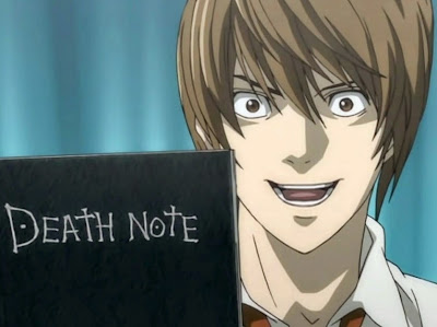Il Live action di Death Note