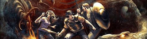 Resenha: Ladrao de Raios (Percy Jackson e os Olimpianos Vol.1) #Graphic Novel 13