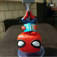 Spider-man: Homecoming (Limited Edition Gift Box) (Walmart Exclusive) (Blu-ray + Digital) Funko Pop!
