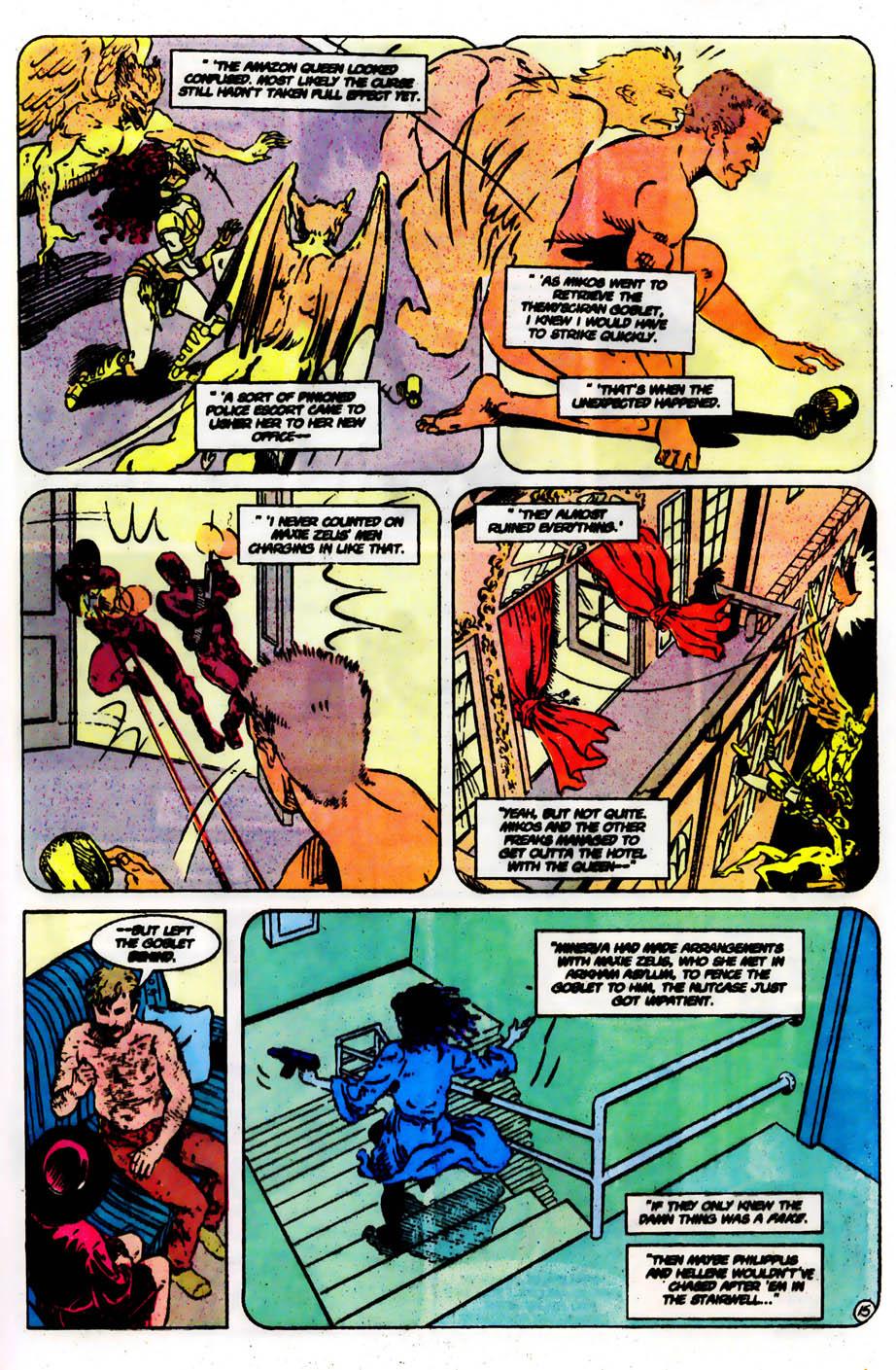 Read online Wonder Woman (1987) comic -  Issue #61 - 17