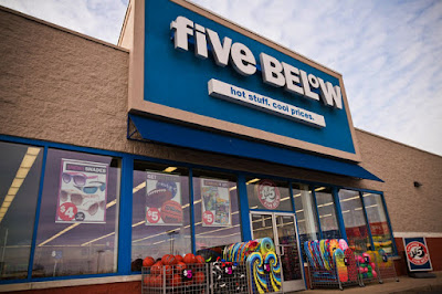 Five Below Black Friday 2017