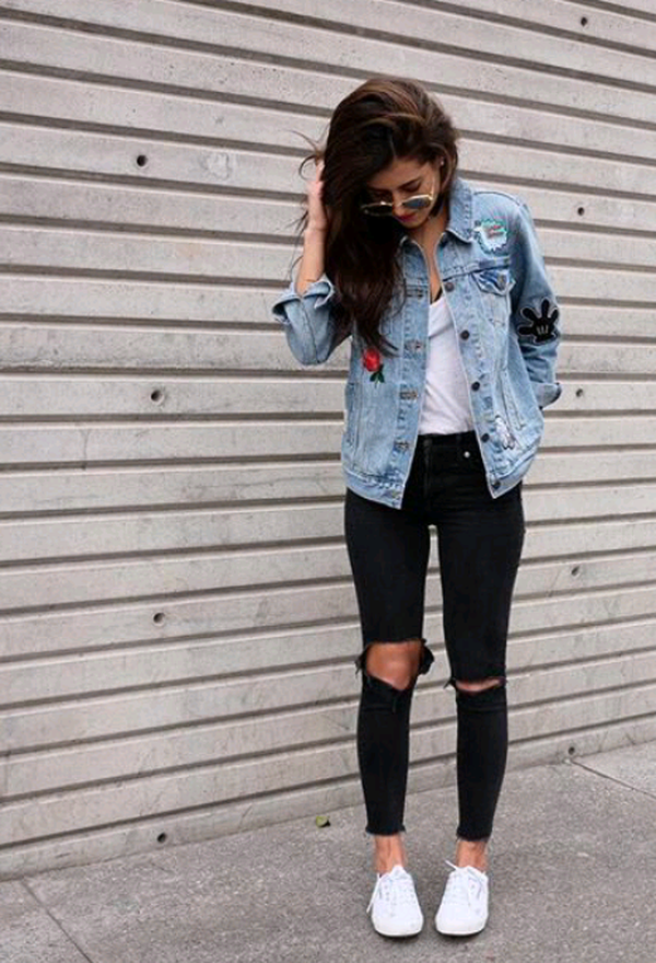 Increibles Outfits con tenis