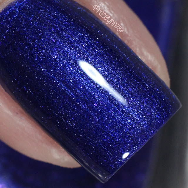 Supermoon Lacquer - Boys for Breakfast (and Lunch)