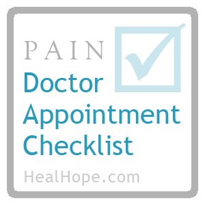 Doctor Appointment Checklist