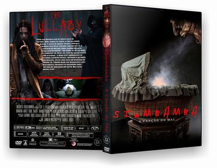 CAPA DVD – Siembamba A Canção Do Mal – AUTORADO