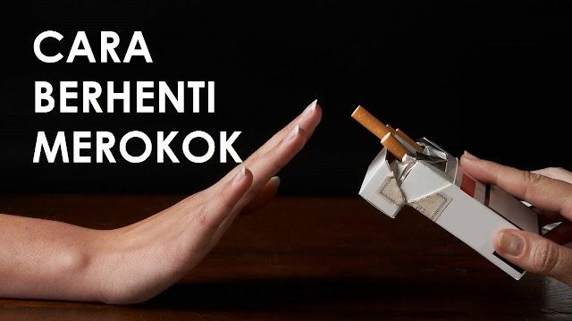 5 Cara ampuh agar bisa berhenti Merokok