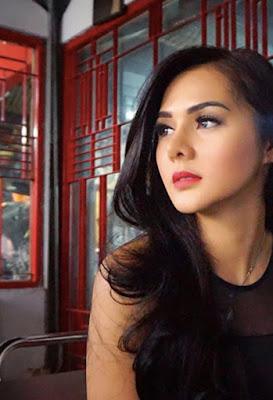 Profil Biodata Artis Cantik Sekaligus Model Dan Pembawa Acara Astrid Tiar