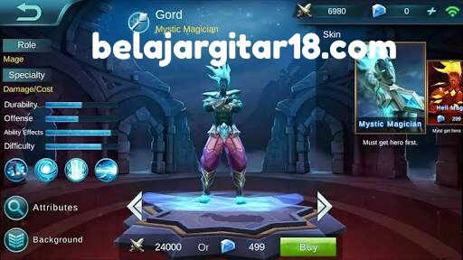 Gord mobile legends