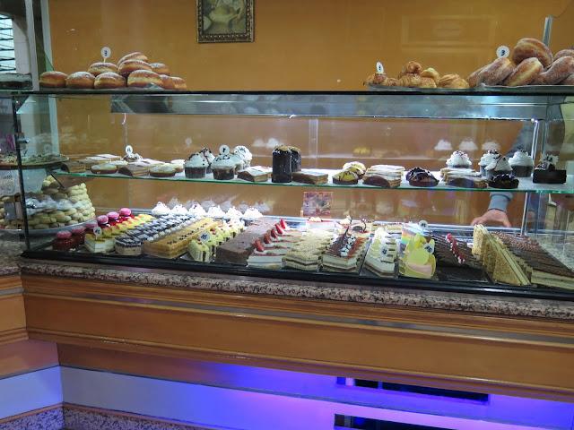 Pastelería en Azrou