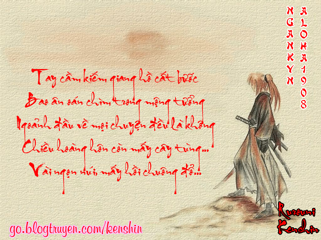 Rurouni Kenshin chap 36 trang 21