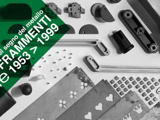 FRAMMENTI bieffe: 1953 - 1999. Una storia di Design Italiano