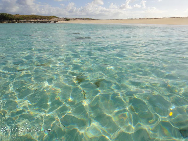 Soldier's Cay beach, Berry Islands, Bahamas
