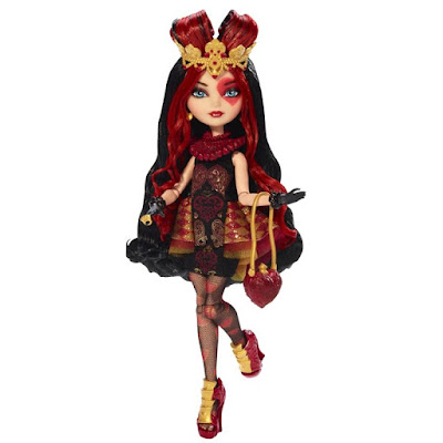 Ever After High Lizzie Hearts Basic Doll 2014