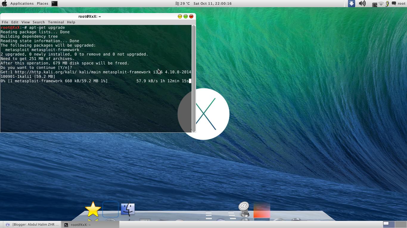 Cara Menambahkan Repository Kali Linux
