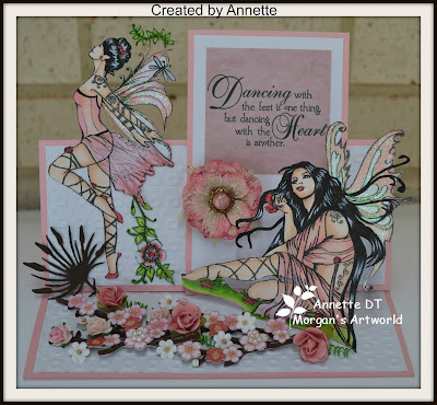 Morgans Fitzsimons Fairy Dust Collection, Fae 1