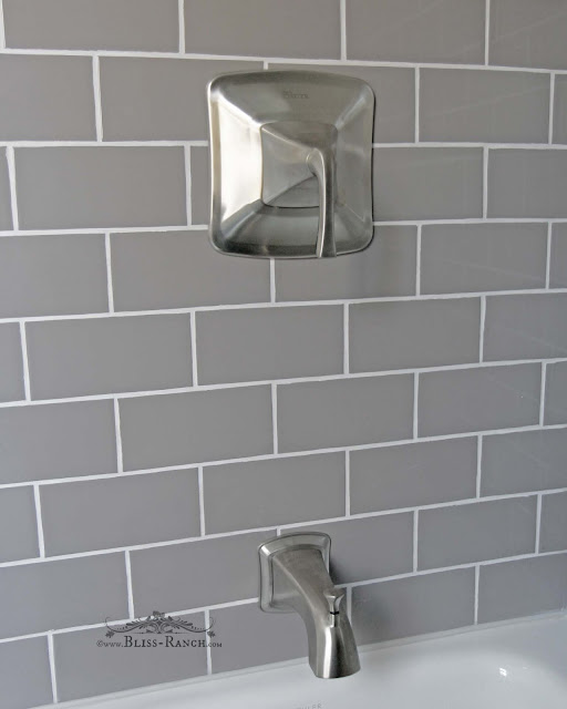 South Cypress Subway Tile, Pfister Faucet Selia Shower Fixtures, Bliss-Ranch.com