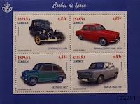 CITROEN C11, RENAULT DAUPHINE, SEAT 600 Y SIMCA 1000
