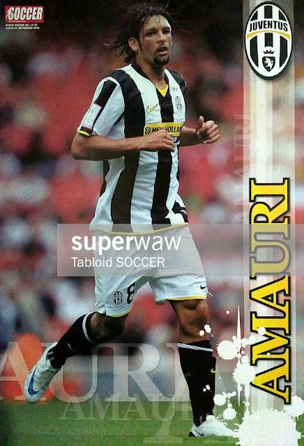 Amauri Juventus 2008
