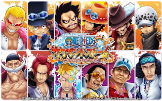 Game One Piece APK MOD