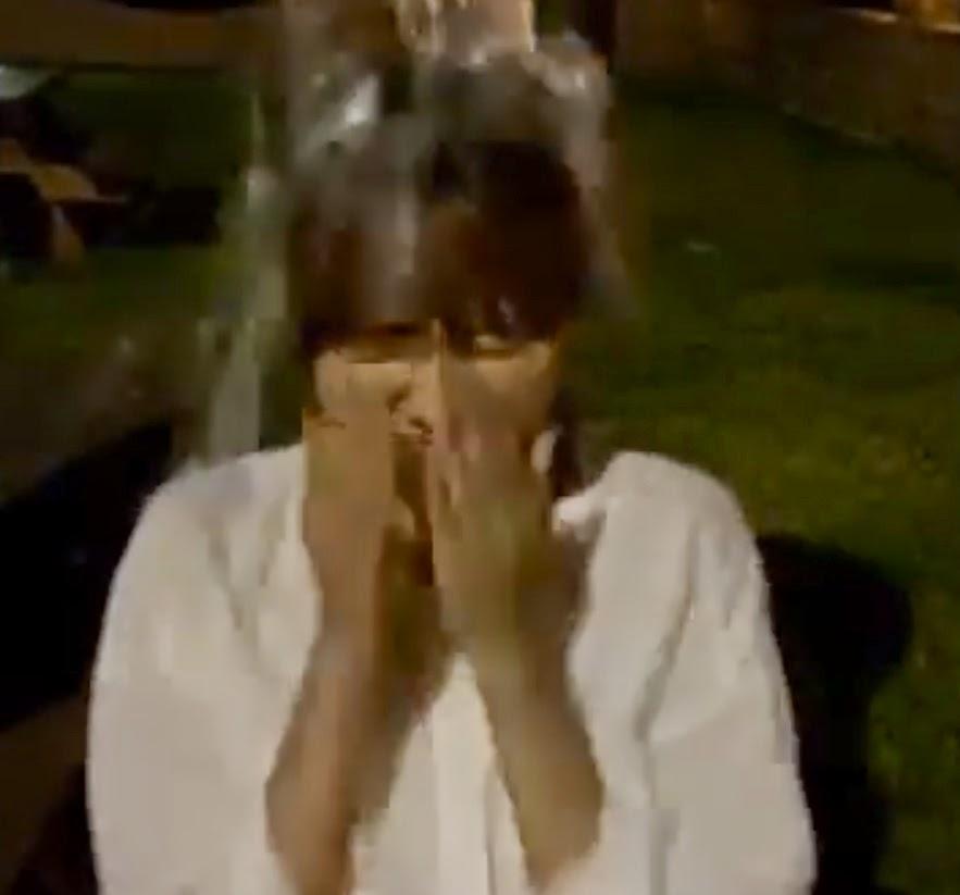Ice Bucket Challenge - Sooyoung