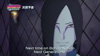 Kembalinya Orochimaru Dalam Boruto, Ada Apa