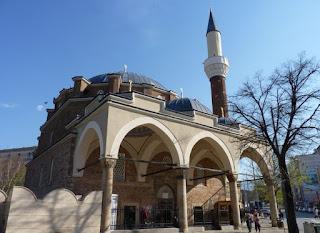 Mezquita de Banya Bashi.