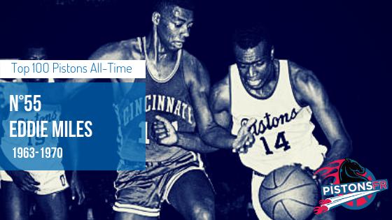 Eddie Miles | PistonsFR, actualité des Detroit Pistons en France