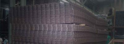 Produksi Besi Wiremesh Jakarta Termurah