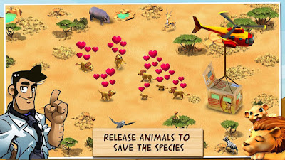 Screenshot Wonder Zoo - Animal Rescue! Apk Mod v.2.0.4a Terbaru