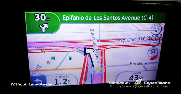Without Lane Assist Philippine Routable GPS Map - Schadow1 Expeditions