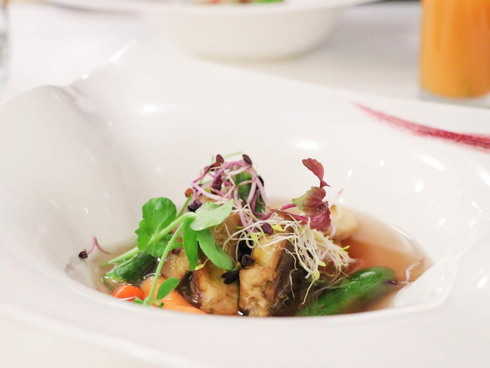 bonnes adresses food salon de thé le sound thalasso previthal donville les bains granville gouter brunch avis positif diner restaurant