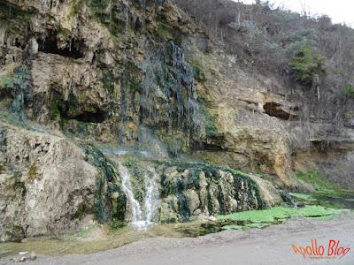 Cascada apa Termala Toplita