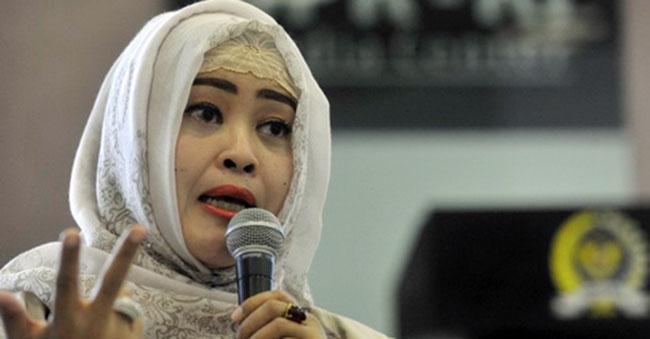 Jleb! Fahira Idris : Anggota DPR Pro Peredaran Miras Perlu Dicek Kesehatan Jiwanya