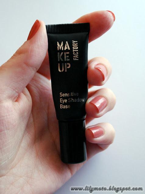 Make up factory Sensitive Eye Shadow Base