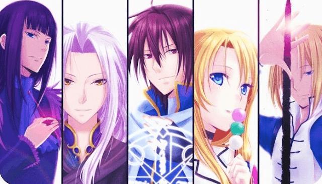 10 Rekomendasi Anime Bertema Raja Iblis - Densetsu no Yuusha no Densetsu