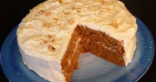 Best Recipes Cake Recipe Carrot Cake Recipe