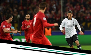 Spartak Moscow vs Liverpool 1-1 Video Gol