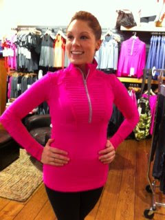 lululemon paris run for your life pullover