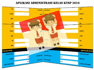 Unduh Aplikasi Administrasi Guru Kelas  SD,SMP,SMA,SMK Lengkap