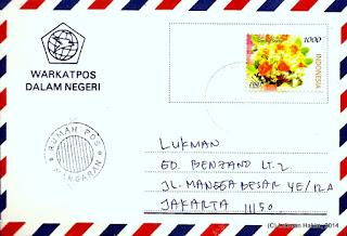 Jenis Jenis Surat Berdasarkan Wujudnya Administrasi Umum