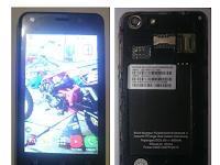 Cara Flash Dan Firmware Advan Vandroid S4F