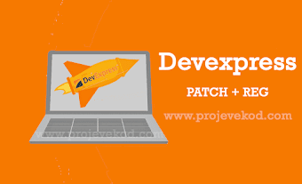 Devexpress Full + Crack + Patch + Reg