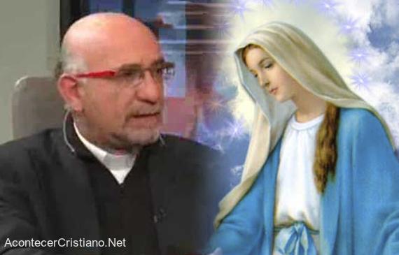 Sacerdote José de Jesús Aguilar y milagros de la Virgen