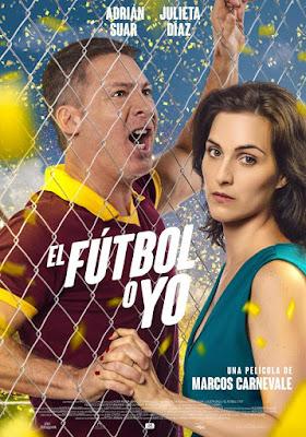 El Fútbol O Yo 2017 DVD R4 NTSC Latino