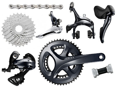 groupset road bike shimano