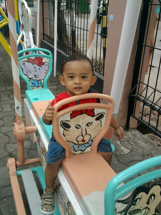 Alvin 18 Bulan